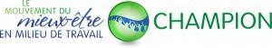 Logo Champion Mouvement du mieux-être_Milieu de travail-m