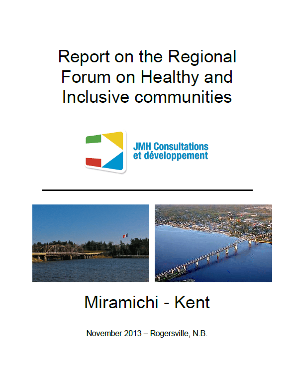 Miramichi/Kent Action Plan