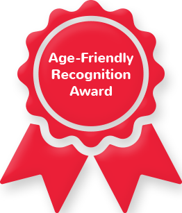 Age-Friendly Recognition Award Recipients